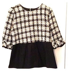 New Zara top size large
